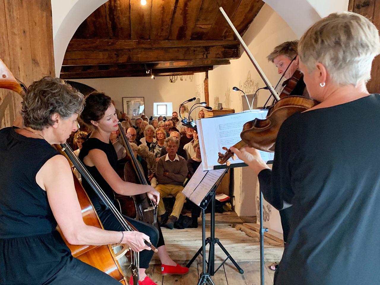 Swiss Baroque Festivals