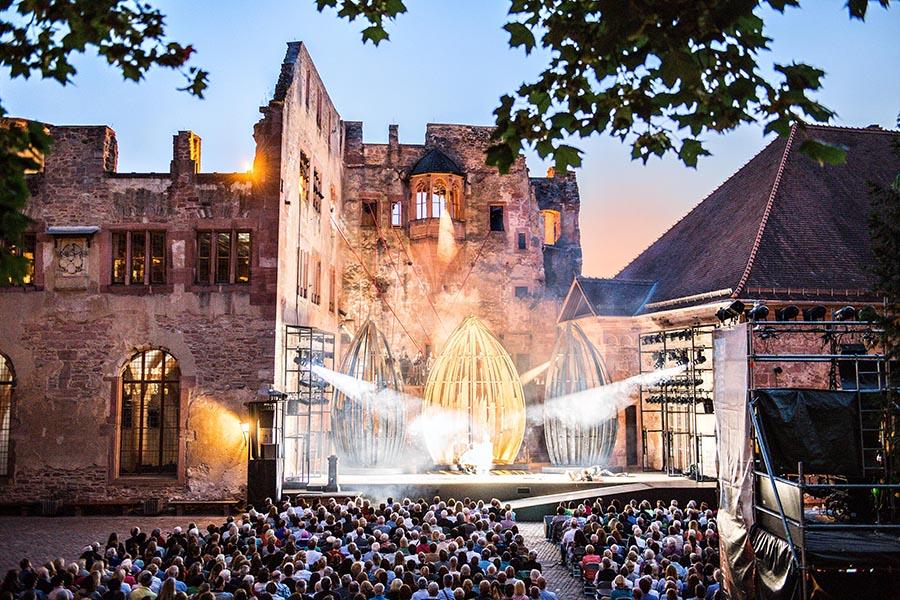 Heidelberger Schlossfestspiele
