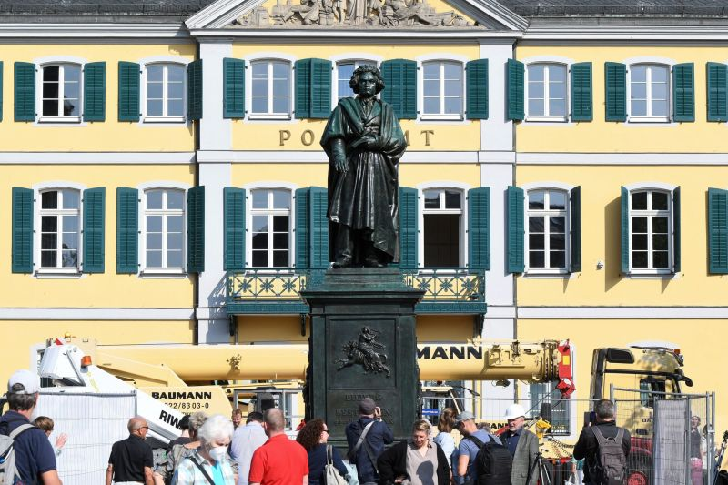 Beethoven-Denkmal in Bonn