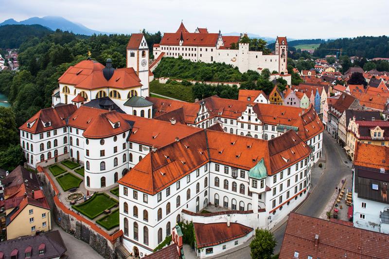 Festival vielsaitig der Lauten- und Geigenbaustadt Füssen