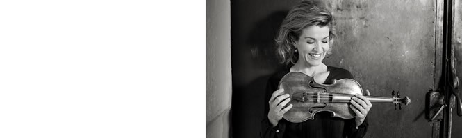 Recital Anne-Sophie Mutter