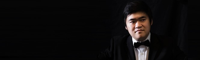 Moye Chen - Rising Star am Klavier